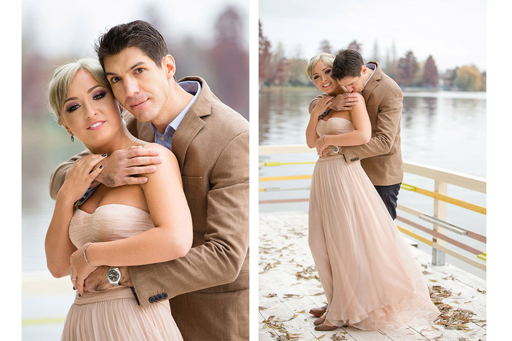 wedding session couple outdoor lake photographe brussels adina felea portfolio