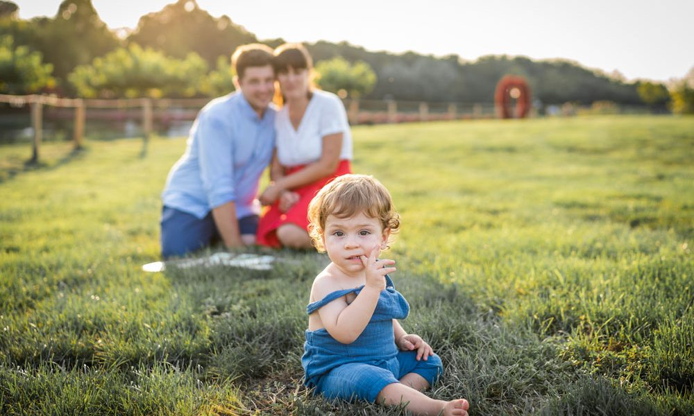 Family photo session – Rares Stefan one year old